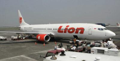 Un aereo si è schiantato a Giacarta