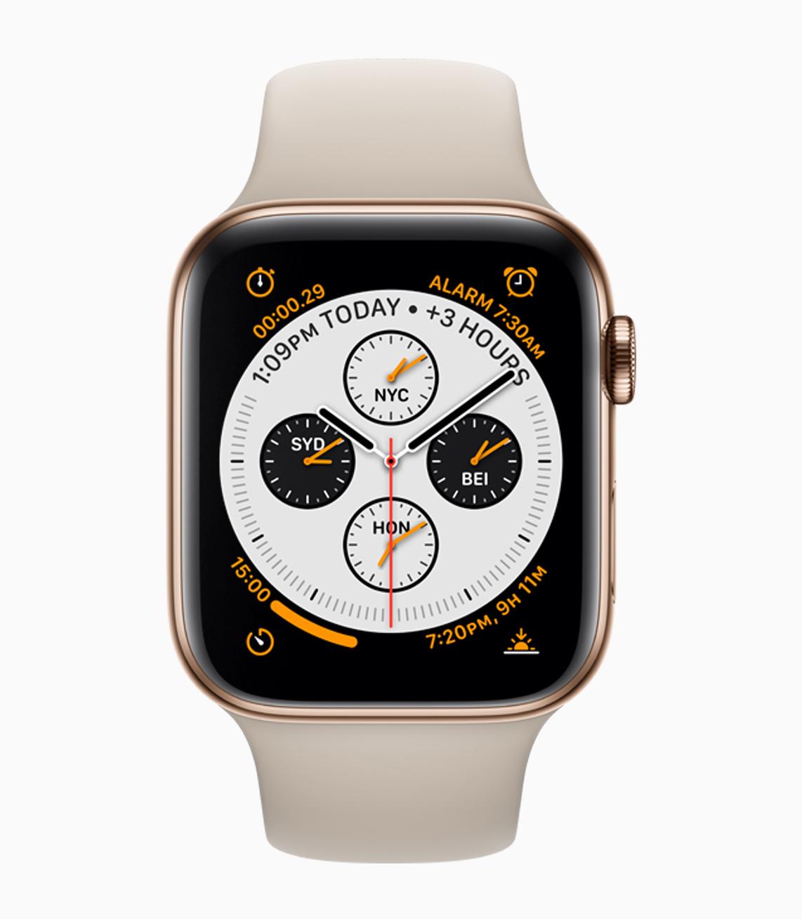 quadranti apple watch da