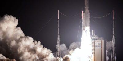 La missione spaziale BepiColombo è partita verso Mercurio