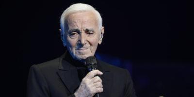 È morto Charles Aznavour