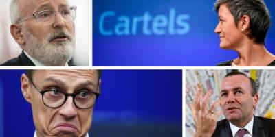 Chi verrà al posto di Juncker