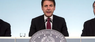 Conte dice che il piano di riforme del governo è «il più importante mai adottato in Italia»