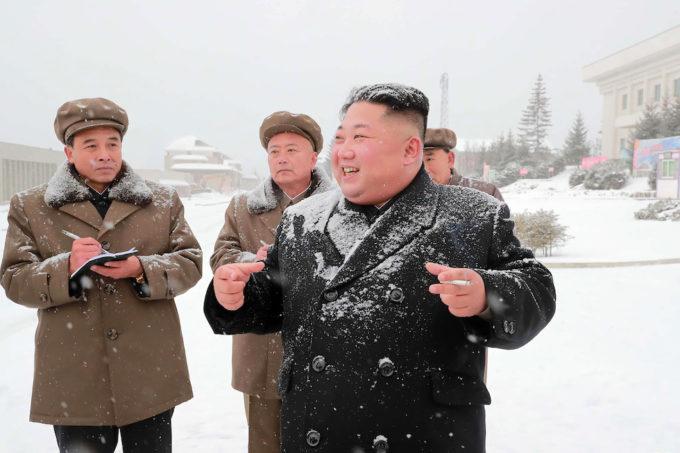 Samjiyon, Corea del Nord