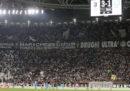 Il giudice sportivo ha chiuso per un turno di campionato la curva della Juventus per cori razzisti