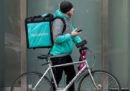 Amazon ha partecipato all'aumento di capitale di 575 milioni di dollari di Deliveroo