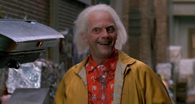 Christopher Lloyd, Doc