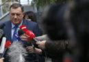 Uno dei tre presidenti bosniaci sarà il serbo nazionalista Milorad Dodik