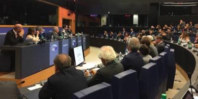 Il giorno che il Parlamento Europeo si è trasformato in quello italiano