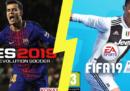 Abbiamo provato FIFA 19 e PES 2019