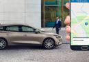 C'è un'app anche per questo: per usare un'automobile