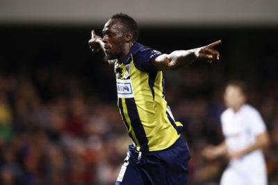 Usain Bolt ha lasciato la squadra di calcio australiana con cui si era allenato per due mesi