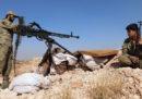 """I ribelli siriani a Idlib non si sono ritirati dalla """"zona cuscinetto"""", come invece prevedeva un accordo tra Russia e Turchia"""