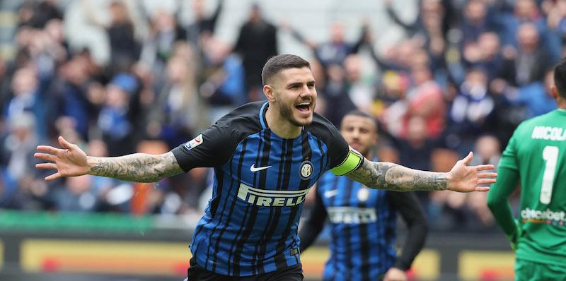 Inter-Milan  il derby di Milano in streaming o in tv - Il Post 44d94a73203
