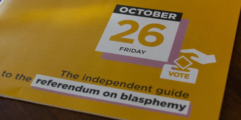Irlanda: la blasfemia non è più reato