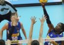 L'Italia si è qualificata per la finale dei Mondiali femminili di pallavolo