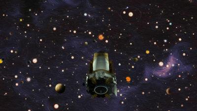 La missione del telescopio spaziale Kepler della NASA è finita: non cercherà più nuovi pianeti