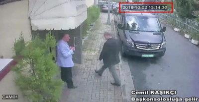 Jamal Khashoggi è stato ucciso dai sauditi, dice la Turchia