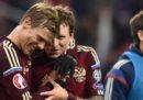Due calciatori della Russia rischiano il carcere