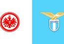Eintracht Francoforte-Lazio in diretta TV e in streaming