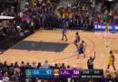 LeBron James sembra pronto per l'inizio della NBA