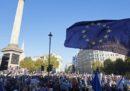 La grande protesta anti-Brexit a Londra