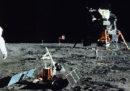 Cosa abbiamo lasciato sulla Luna