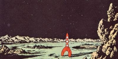 I viaggi sulla Luna, prima del primo