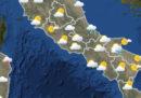 Le previsioni meteo per giovedì 18 ottobre