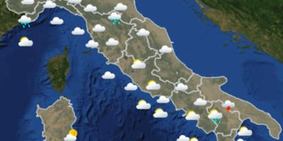 Le previsioni meteo per domani, sabato 6 ottobre