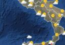 Le previsioni meteo per domani, mercoledì 10 ottobre