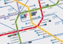 Storie e geografie della Metropolitana di Milano