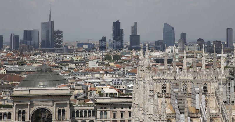 Com'è fatta Milano - Il Post