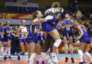L'Italia si è qualificata alle semifinali dei Mondiali di pallavolo femminile