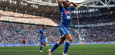 Napoli-Sassuolo in streaming o in TV
