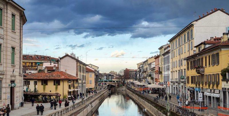 Cosa sono poi questi Navigli di Milano - Il Post
