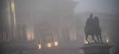 C'è o no, la nebbia a Milano?
