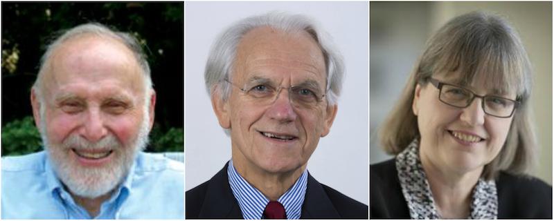 Arthur Ashkin, Gérard Mourou e Donna Strickland hanno vinto