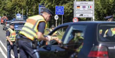 L'area Schengen di fatto non c'è più