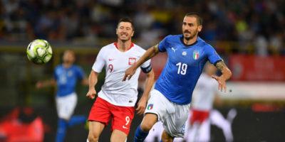 Polonia-Italia di Nations League in diretta TV e in streaming