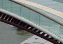 Tutti i guai del ponte di Calatrava a Venezia