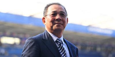 Il proprietario del Leicester City è morto nell'incidente in elicottero di sabato sera
