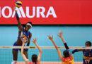 Il punto che ha portato l'Italia alla finale dei Mondiali femminili di pallavolo