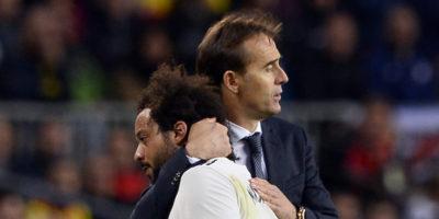 Il Real Madrid ha esonerato il suo allenatore, Julen Lopetegui