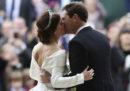 Foto da un altro matrimonio reale