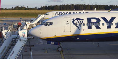 Ryanair inquina quanto una centrale elettrica a carbone