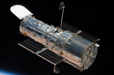 Una fotocamera del telescopio spaziale Hubble ha smesso di funzionare