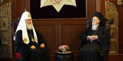 La Chiesa ortodossa rischia lo scisma