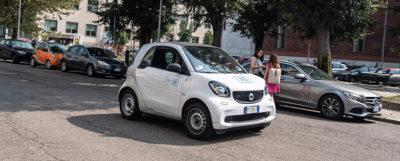 Il car sharing per chi non lo ha mai usato