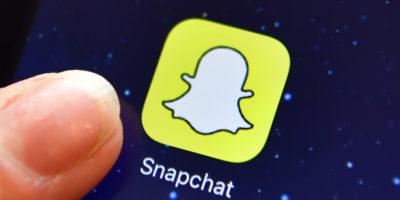 Ve lo ricordate Snapchat?