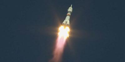La Soyuz ha compiuto un atterraggio di emergenza